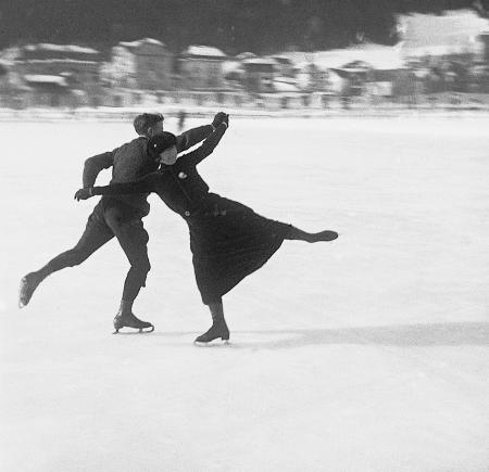 Chamonix. Olimpiadi 1924