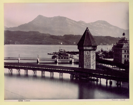 [13734 Luzern, Pisa Cathedral & Leaning Tower]