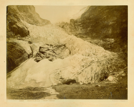 [12853 Grindelwald – Oberer Gletcher, 76 Luzern (Wasserthurm)]