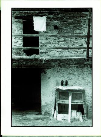 Alta Valle Maira, luglio 1977
