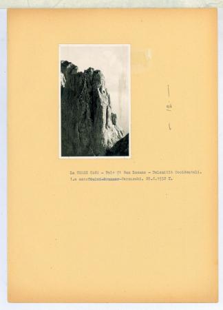 La Torre Casa - Pale di S. Lucano - Dolomiti Occiden