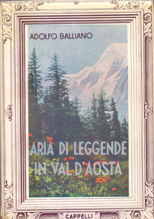 Aria di leggende in Val d'Aosta