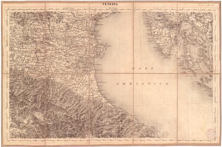 Venezia : tavola 1 foglio D