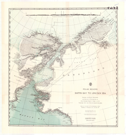 Baffin Bay to Lincoln Sea : *Polar regions