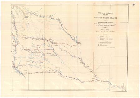 Angola et Rhodesia 1912-1914. [1]