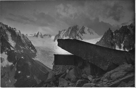 Rifugio Couvercle e Monte Bianco