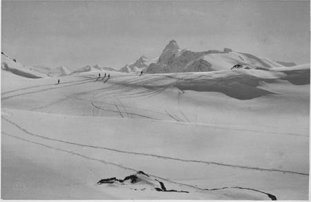Pic de Rochebrune dai pressi del Col de Chabaud