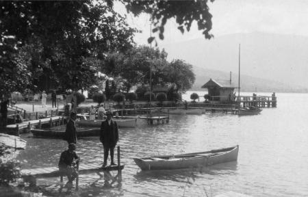 Talloires (Lago d'Annecy)