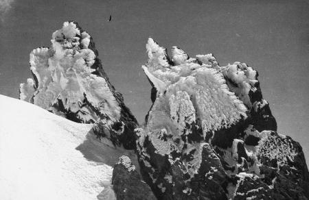 Monte Bianco - la Tournette