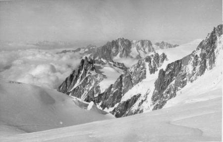 Dal Monte Bianco
