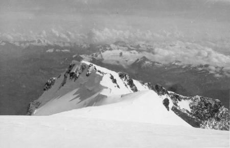 Dal Monte Bianco versante Italiano