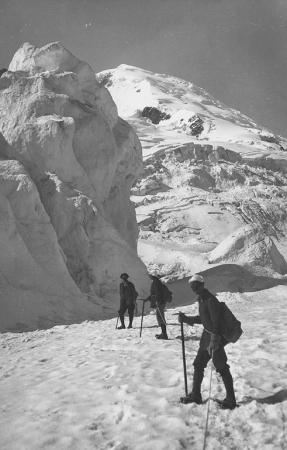 Ghiacciaio Bosson (Monte Bianco)