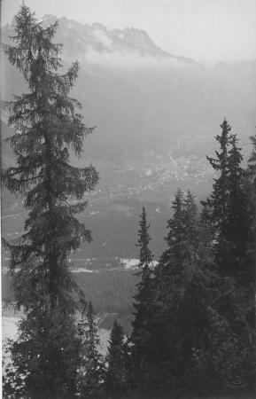 Chamonix (dalle Piramides)