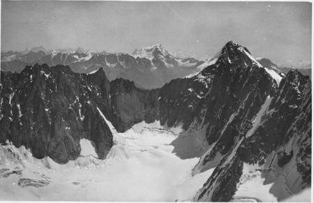 Bacino Superiore dell'Argentiere - Mont Dolent