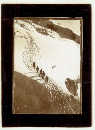 [Descente du Mont Blanc]