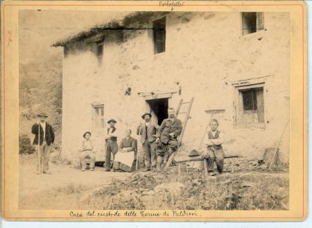 Casa del custode delle Terme di Valdieri