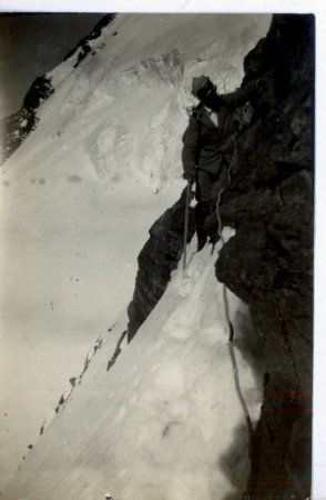 Sulla Cresta di Tiefenmatten