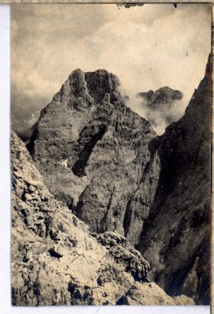Cima di Fiocobon (Dolomiti di S. Martino)