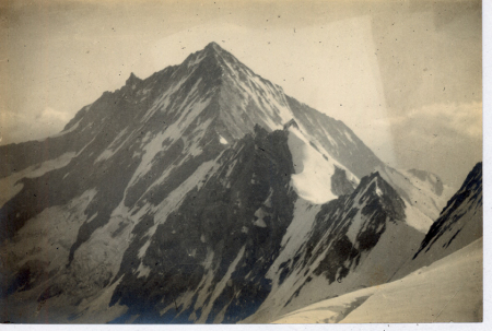 Weisshorn dal Rothorn