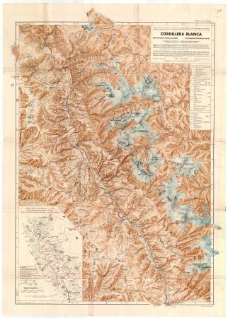 Cordillera Blanca und mittleres Santa-Tal (Perú)