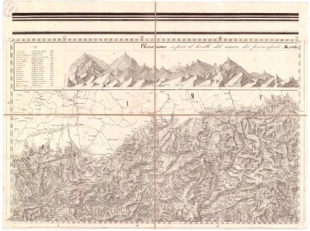 Gran Carta D'Italia / pubblicata da Giuseppe Civelli di Milano - [Foglio 2]
