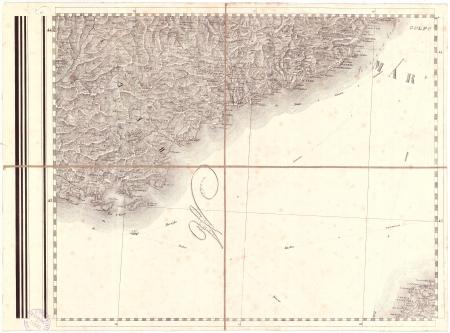 Gran Carta d'Italia / pubblicata da Giuseppe Civelli di Milano - [Foglio n. 9]