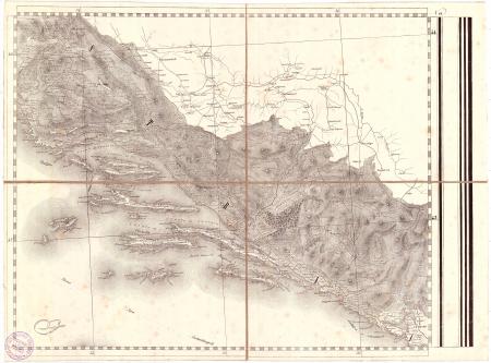 Gran Carta d'Italia / pubblicata da Giuseppe Civelli di Milano - [Foglio n. 12]