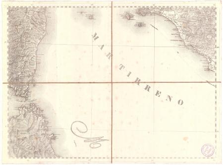 Gran Carta d'Italia / pubblicata da Giuseppe Civelli di Milano - [Foglio n. 14]