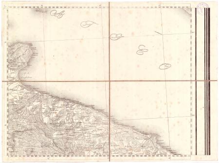 Gran Carta d'Italia / pubblicata da Giuseppe Civelli di Milano - [Foglio n. 16]