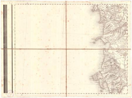 Gran Carta d'Italia / pubblicata da Giuseppe Civelli di Milano - [Foglio n. 17]