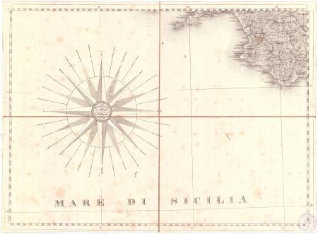 Gran Carta d'Italia / pubblicata da Giuseppe Civelli di Milano - [Foglio n. 19]
