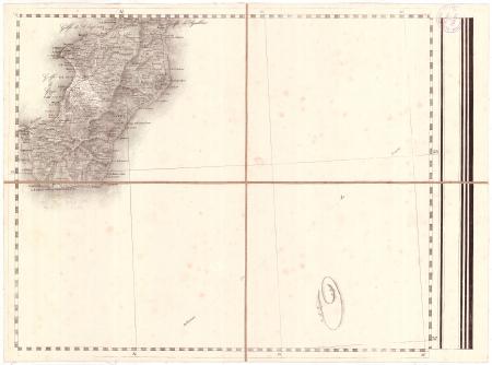 Gran Carta d'Italia / pubblicata da Giuseppe Civelli di Milano - [Foglio n. 24]