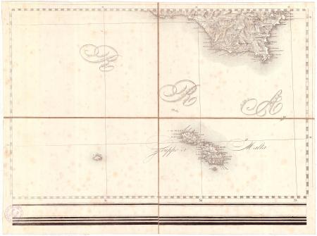 Gran Carta d'Italia / pubblicata da Giuseppe Civelli di Milano - [Foglio n. 27]