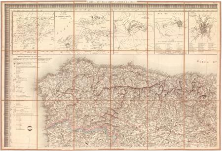 Hoja 1 : *Galicia, Asturias, León, Castilla la Vieja