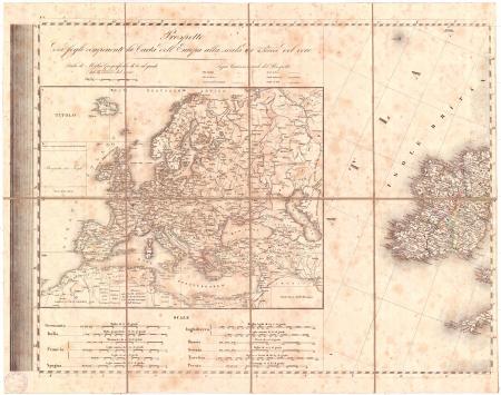 Europa : in 16 fogli. Foglio 5