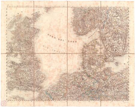 Europa : in 16 fogli. Foglio 6