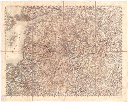 Europa : in 16 fogli. Foglio 7