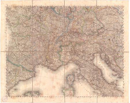 Europa : in 16 fogli. Foglio 10