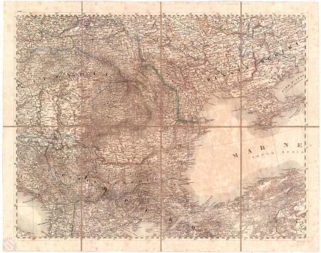 Europa : in 16 fogli. Foglio 11
