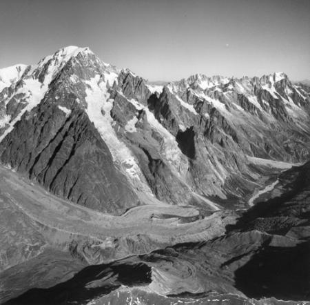 [Alpi, Il Monte Bianco, Ghiacciaio del Miage]
