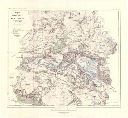 Massif de Gavarnie et du Mont Perdu