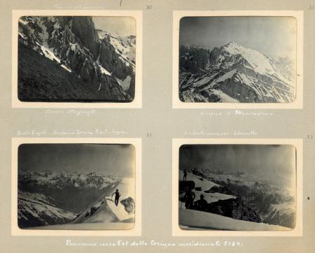 [Riprese varie della Svizzera e di panorami delle Prealpi Lombarde]