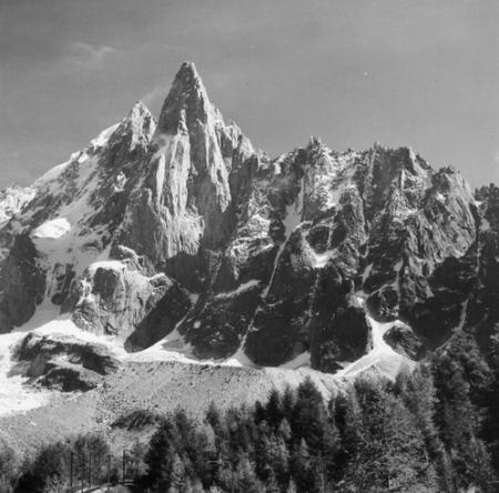 [Alpi, Gruppo del Monte Bianco, Aiguilles du Dru]