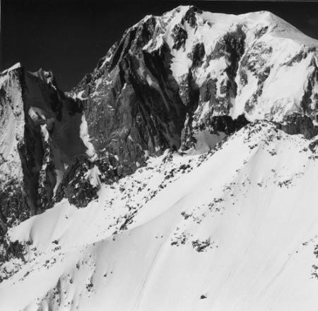 [Alpi, Gruppo del Monte Bianco, Aiguille Blanche de Peuteréy]