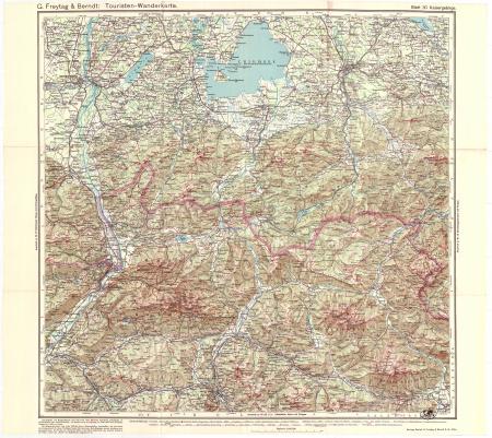 Blatt 30: *Kaisergebirge