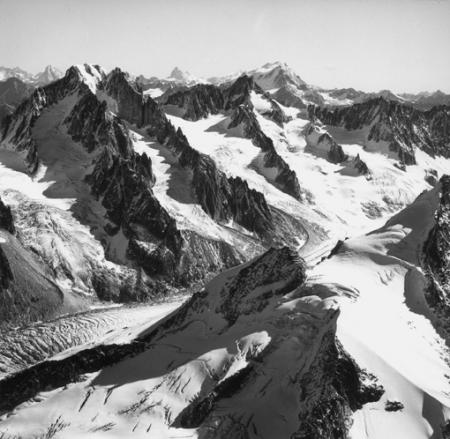 [Alpi, Gruppo del Monte Bianco, Argentière]