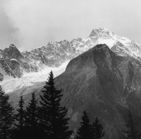 [Alpi, Gruppo del Monte Bianco, Mont Dolent, Val Ferret, Svizzera]