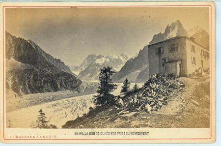 [Riprese varie tra cui la Mer de Glace, St. Moritz, Silvaplana]