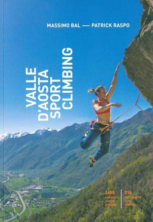 Valle d'Aosta sport climbing, 2450 monotiri, 316 vie lunghe