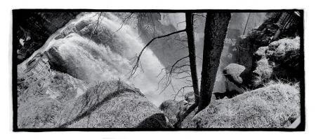 Johnston's Canyon, 2002